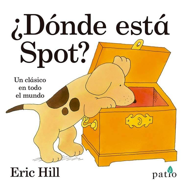 <em>Where's Spot</em>, Spanish edition