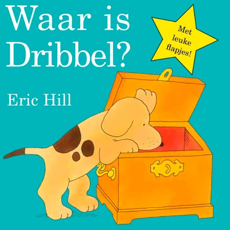 <em>Where's Spot</em>, Dutch edition