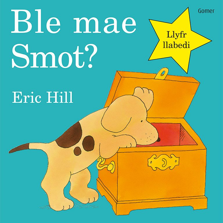 <em>Where's Spot</em>, Welsh edition