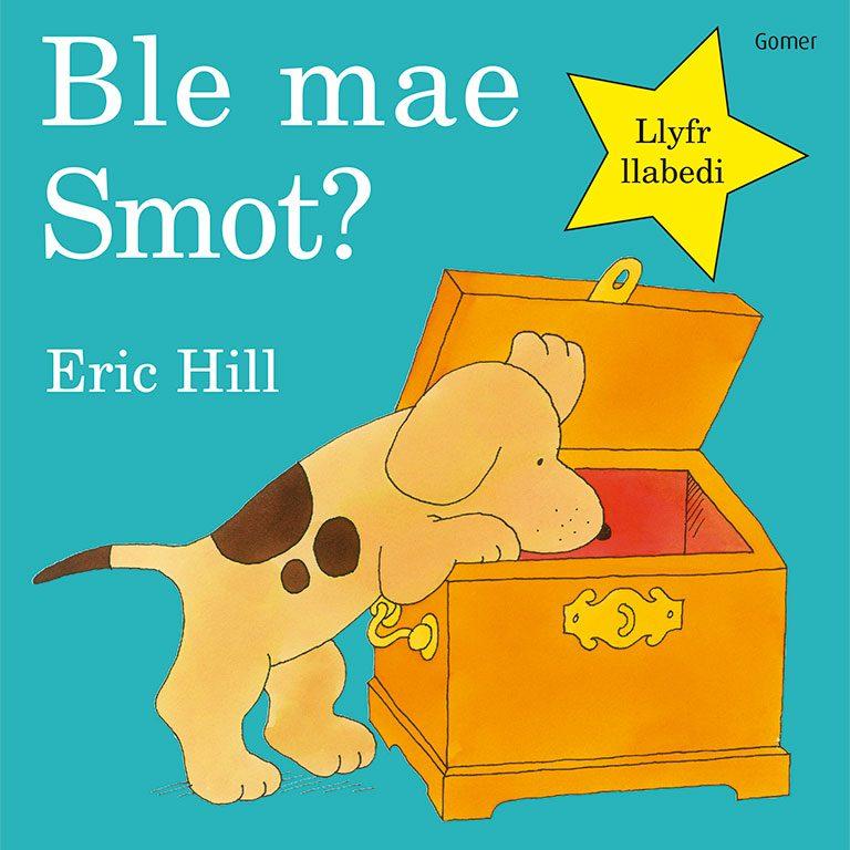 <em>Where's Spot</em>, Welsh edition